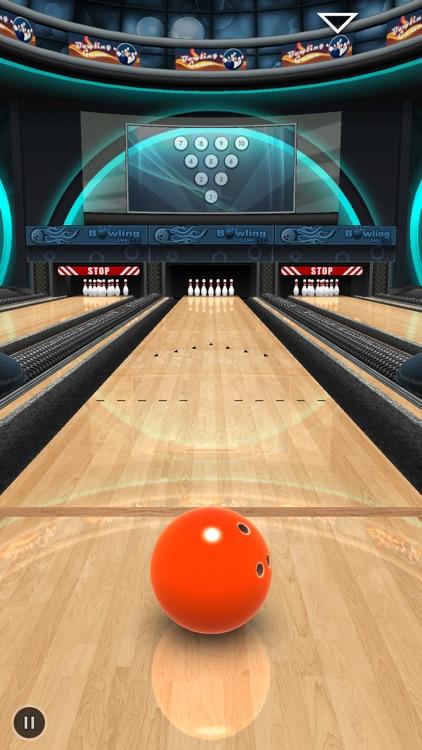 Bowling Game 3D screenshot-4