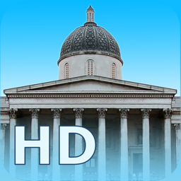 Ícone do app Galeria nacional de Londres HD