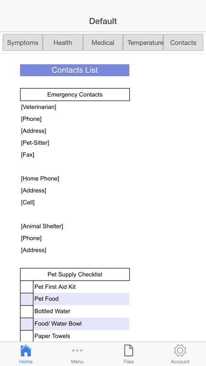 Pet Medication screenshot-3