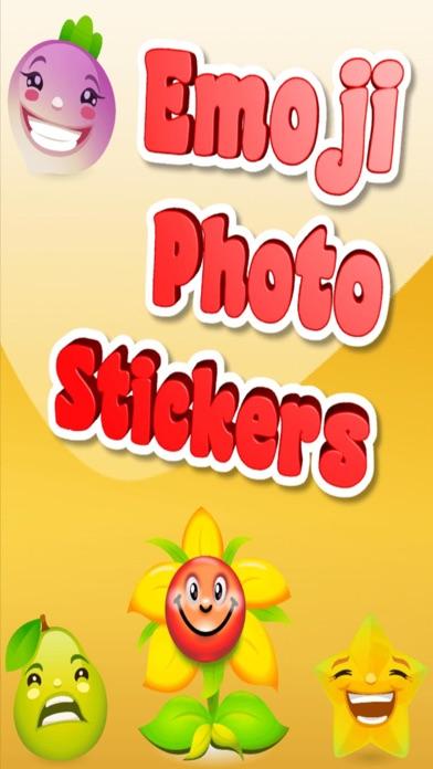Emoji Photo Stickers & Paint screenshot one