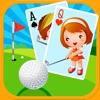 高尔夫纸牌 - 口袋接龙大作战