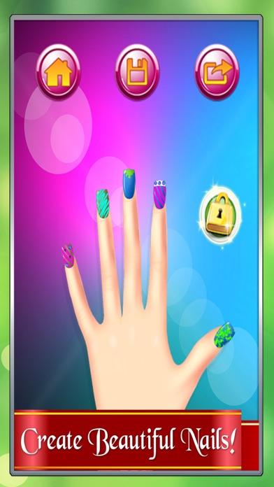 mejor salón de belleza juego de adolescentes juegos divertidos para niñasCaptura de pantalla de3
