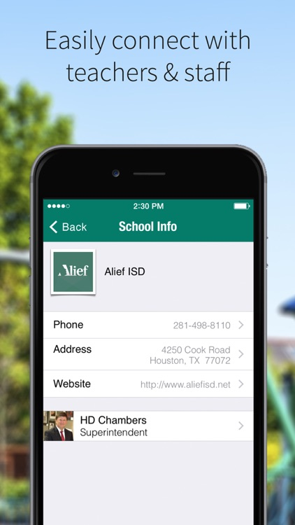 Alief ISD screenshot-1