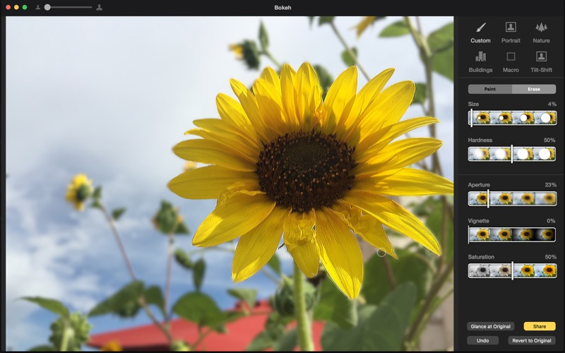Bokeh - Focus with Background Blur Photo Effects Screenshots