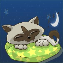Ícone do app Purrrfect Sleep