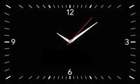 My TV Clock