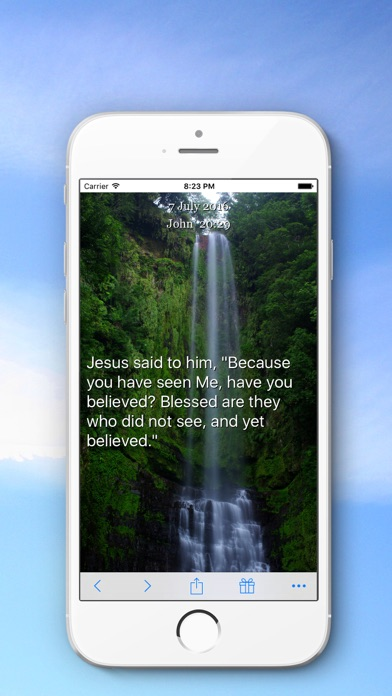 Scripture Of The Day (nasb Version) review screenshots