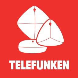 TELEFUNKEN Wi-Fi Bluetooth Speaker