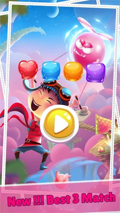 Amazing Candy Link Match Sweet Legend - Puzzle Games Blast
