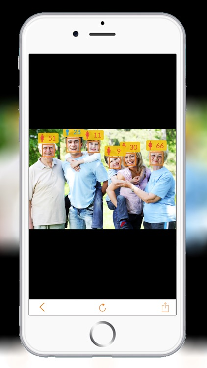How Old Do I Look - Age Detector Camera with Face Scanner screenshot-4