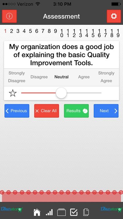 Manufacturing Quality Improvement Tools screenshot-3