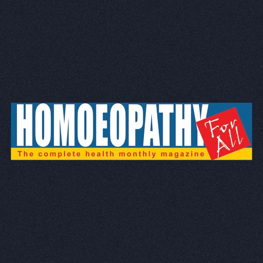 Homoeopathy for all