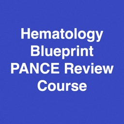 Hematology Blueprint PANCE PANRE Review Course