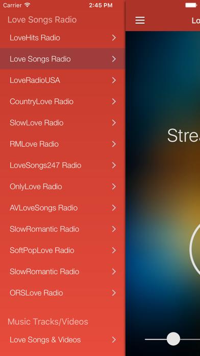 Love Songs Free - Romantic Music Radio & Relationship Tips