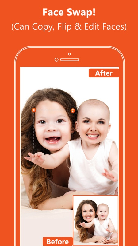 Face Swap App- Funny Face Changer Photo Effects - Online