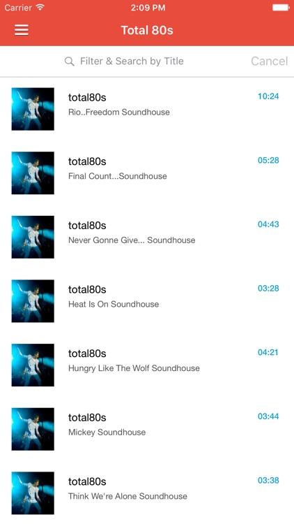 80s Music Pro - Songs, Radio & Greatest Hits screenshot-3
