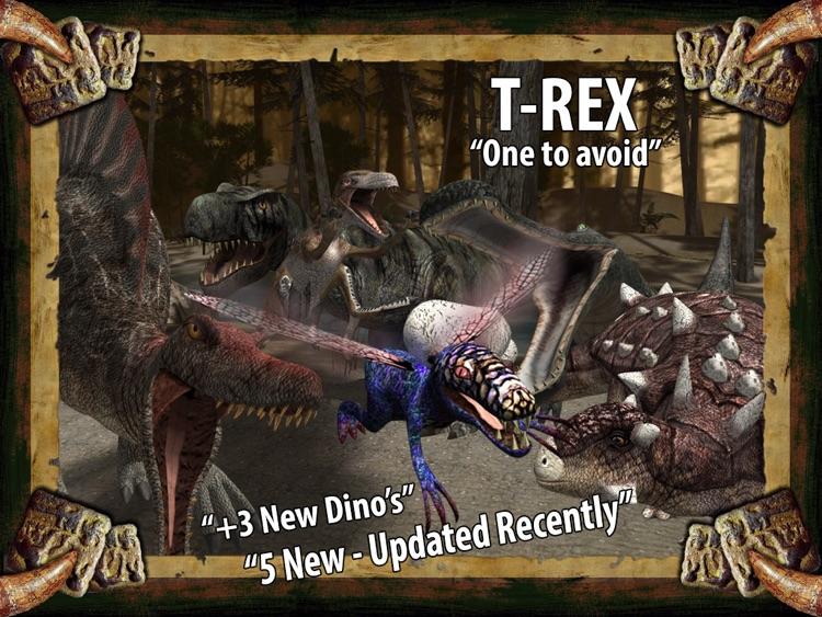 Dinosaur Safari: E-Pro screenshot-0