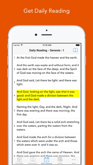 KJV Bible: King James Version on the App Store