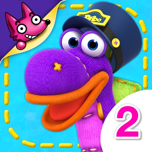 Dibo the Gift Dragon 2 - Watch Videos and play Games for Kids iOS App