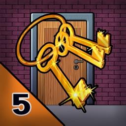 密室逃脱5:逃离公寓 - 史上最神秘的办公室逃出经典解谜益智游戏
