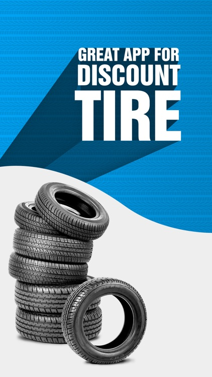 Great App for Discount Tire Stores