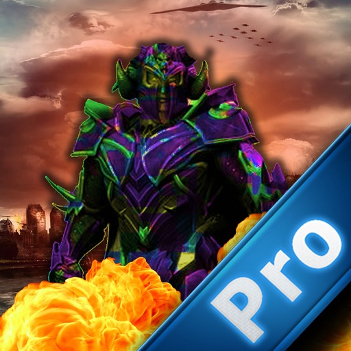 A Super Warrior In Flames PRO - Cool Jumps Game