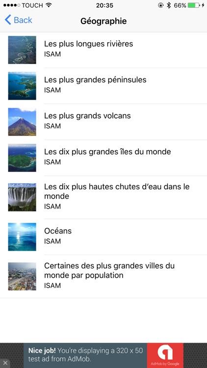 ISAM Lebanon screenshot-3