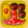 お弁当のおかずパズル - iPhoneアプリ