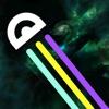 太空彩虹 -简单,爽快,好看,暴走的快速反应音乐游戏