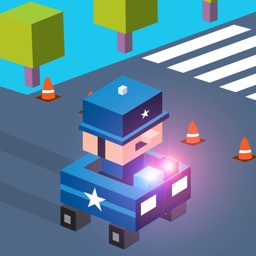 Mini Chase Cops - You're wanted! Escape from the police by driving a car