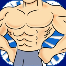 Man Body.Builder Photo Montage Cam – Put Your Head In Hole To Get Instant Six Pack Abs & Muscles