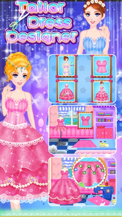 DIY - Tailor Dress Designer screenshot-3