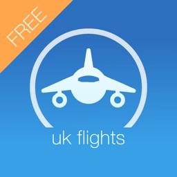 UK Flights Free : Bmi, British Airways, Flybe Flight Tracker & Air Radar