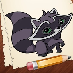 Learn How to Draw For Animal Jam Edition