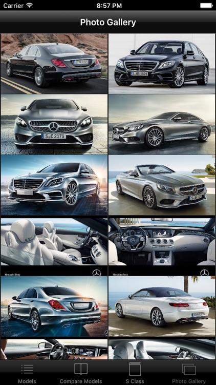 Specs for Mercedes Benz S-Class 2015 edition screenshot-4