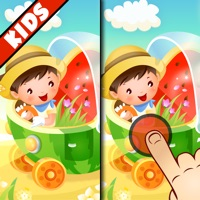 Codes for Spot the Difference for Kids & Toddlers - Preschool Nursery Learning Game Hack