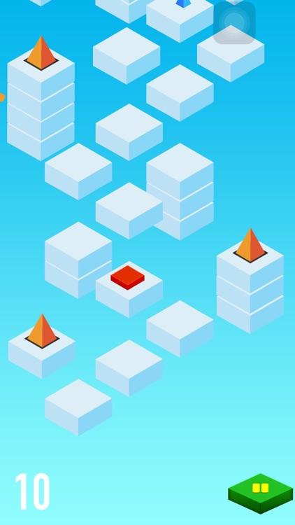 Adventure Laser Jumping Cube screenshot-3