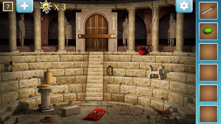 密室逃脫官方系列8:探索神秘世界 - 史上最坑爹的越獄密室逃亡解謎益智遊戲 screenshot-3