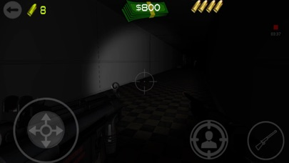 Zombie Hospital Escape 3D Horror (an fps style shoot N kill survival game) screenshot one
