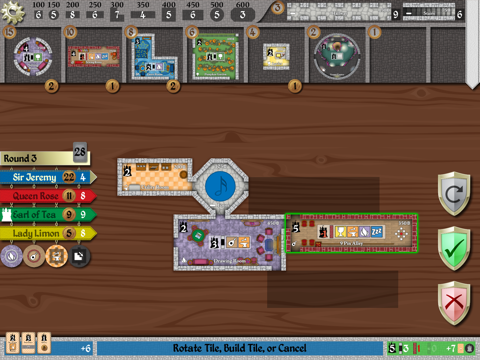 Screenshot #4 pour Castles of Mad King Ludwig