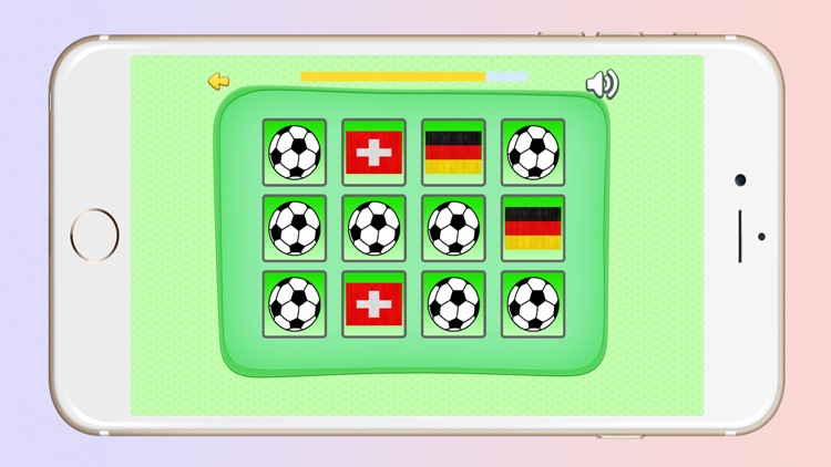 Flag Puzzle Matching Card World Game For Free 2016 screenshot-3