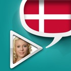 Danish Pretati - Translate, Learn and Speak Danish with Video Phrasebook icon