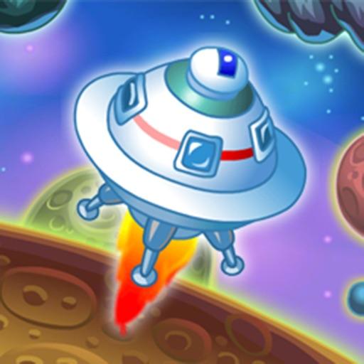 飞船着陆-外太空探险计划