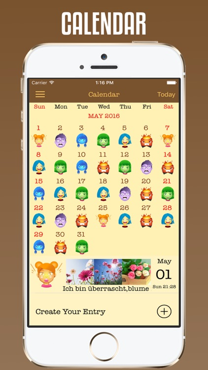 MooDay Diary - Recode Your Life screenshot-3