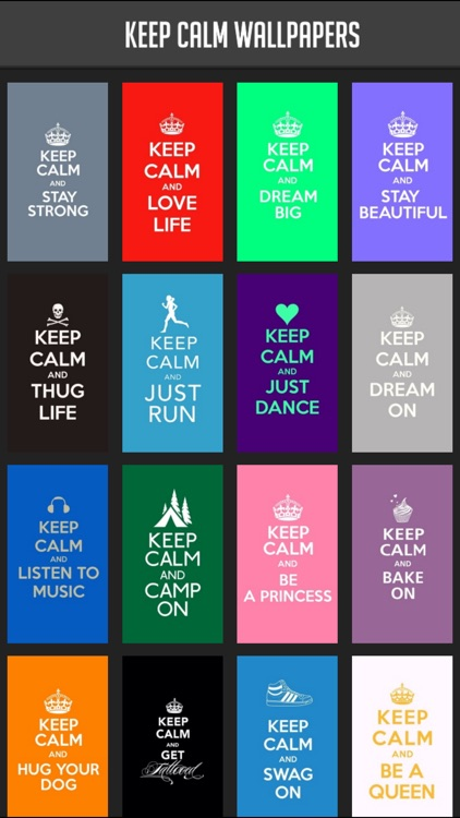 Keep Calm Wallpapers!