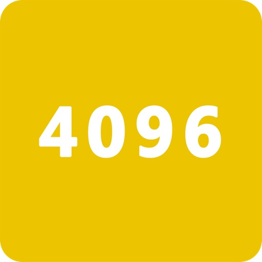 4096 Slider Edition - Extreme Version of 2048 Game