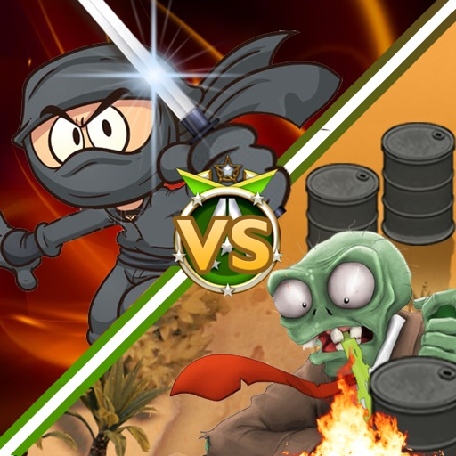 Ninja vs Zombies Premium