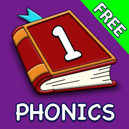 Abby Phonics - First Grade HD Free Lite icon