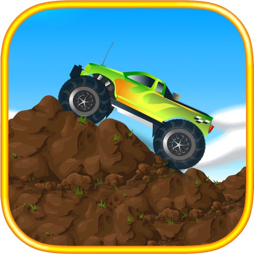 Crazy Hill Racers Game