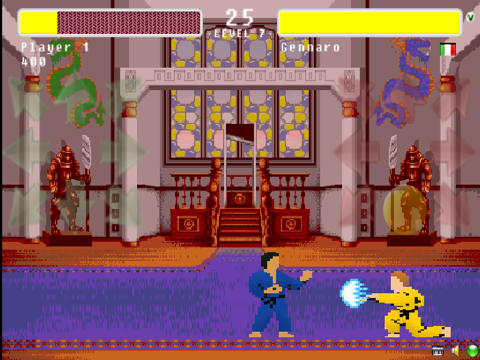 Street Karate Fighter-ipad-0
